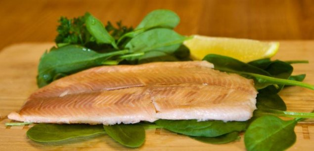 Smoked Trout (per kg)