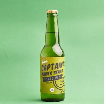 Tommy's Captain Ginger Beer