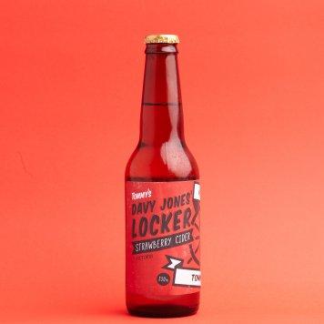 'Davy Jones' Locker' Strawberry Cider