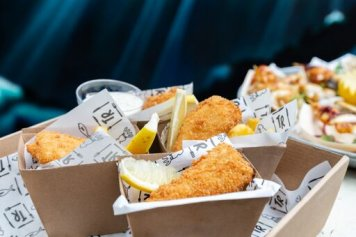 Crumbed Fish & Chips