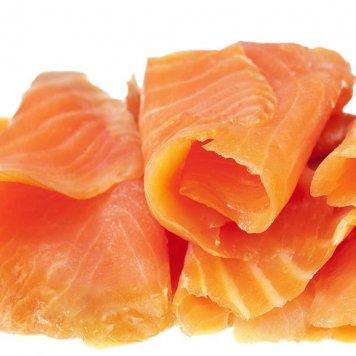 Smoked Salmon (per 100g)