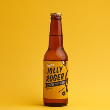 'Jolly Roger' Passionfruit Cider